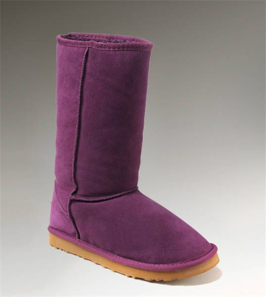 UGG Tall Classic 5815 Purple Boots $105.00 | UGGS Boots Sale