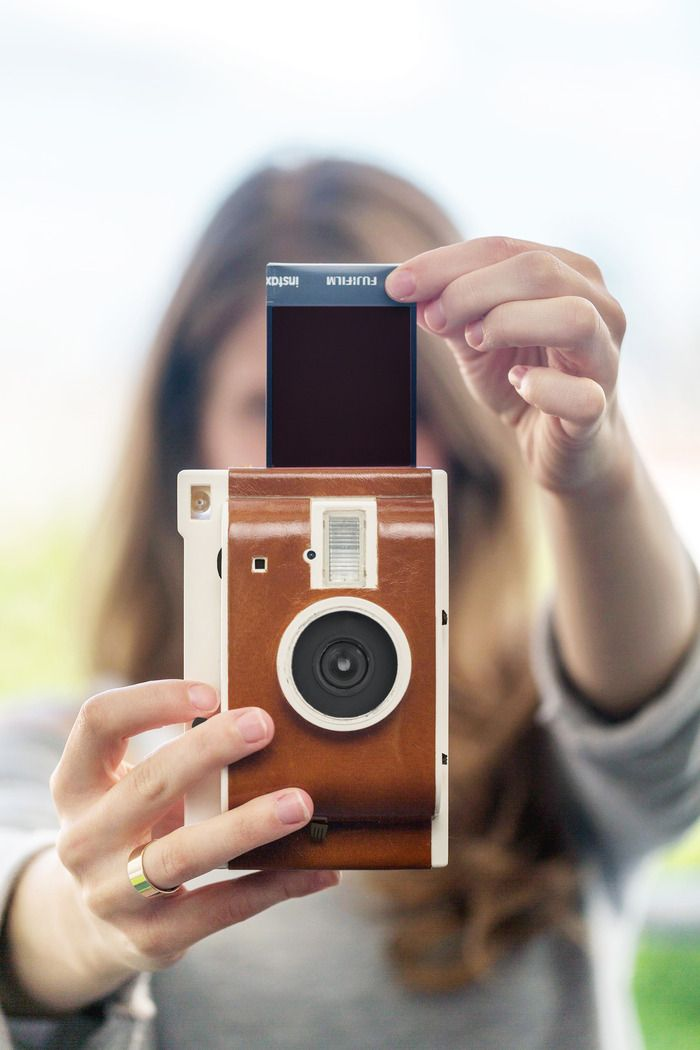 Lomography Announces Their First Instant Film Camera - The Phoblographer