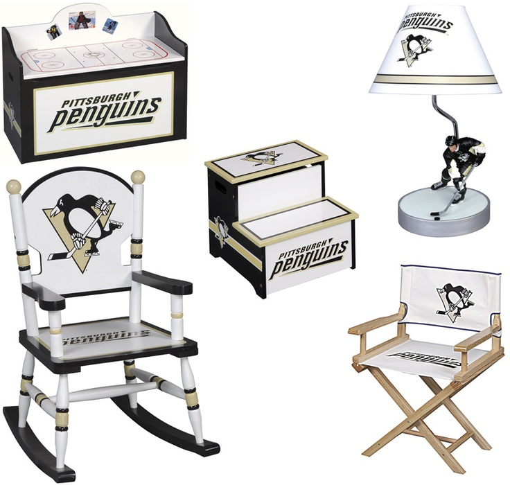 Pittsburgh Penguins Kids Furniture   5 Pieces NHL Furniture Set for Kids    UPS  Free. 17 Best images about StuPENdous Home Decor on Pinterest   Diy
