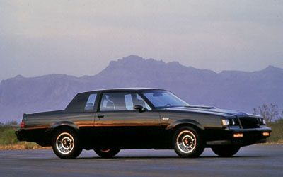 At once the very best and very worst of 1980's American automotive engineering; Buick Regal Grand National.: American Cars Trucks, Buick Regal, Buick Grand, 1987 Buick, Regal Grand, American Automotive, Automotive Engine, Dreams Cars, Grand National