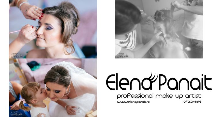 Makeup by www.elenapanait.ro