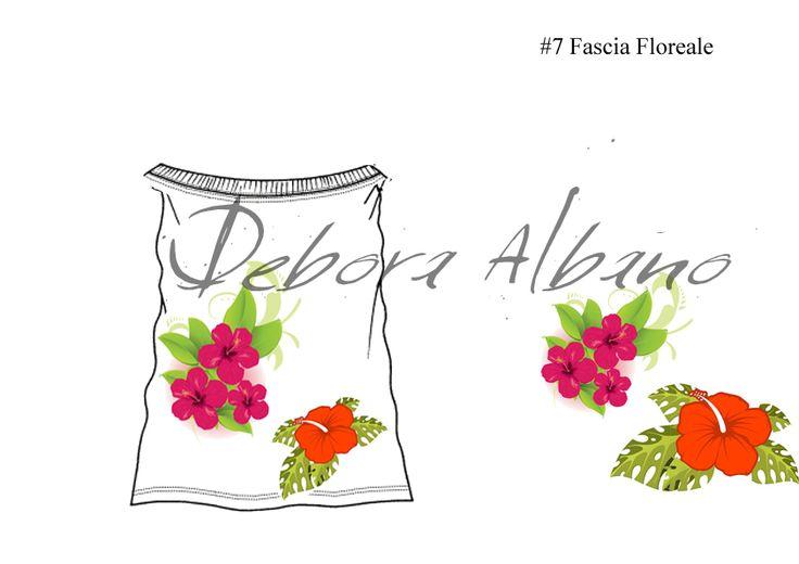 #7 Fascia Floreale Progetto