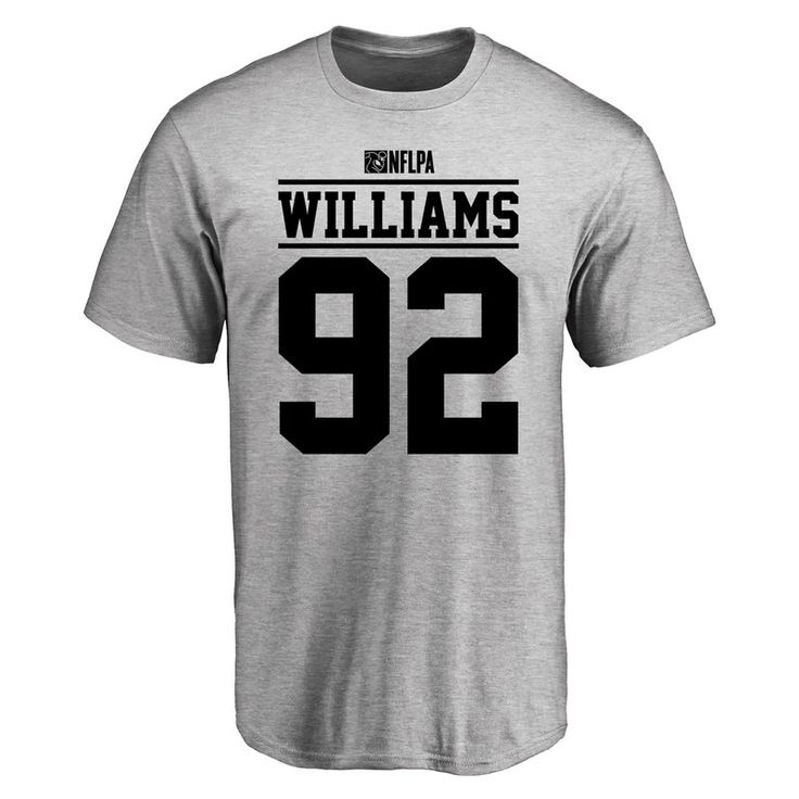 Sylvester Williams Player Issued T-Shirt - Ash