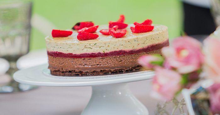 Torta melenzane e cioccolato
