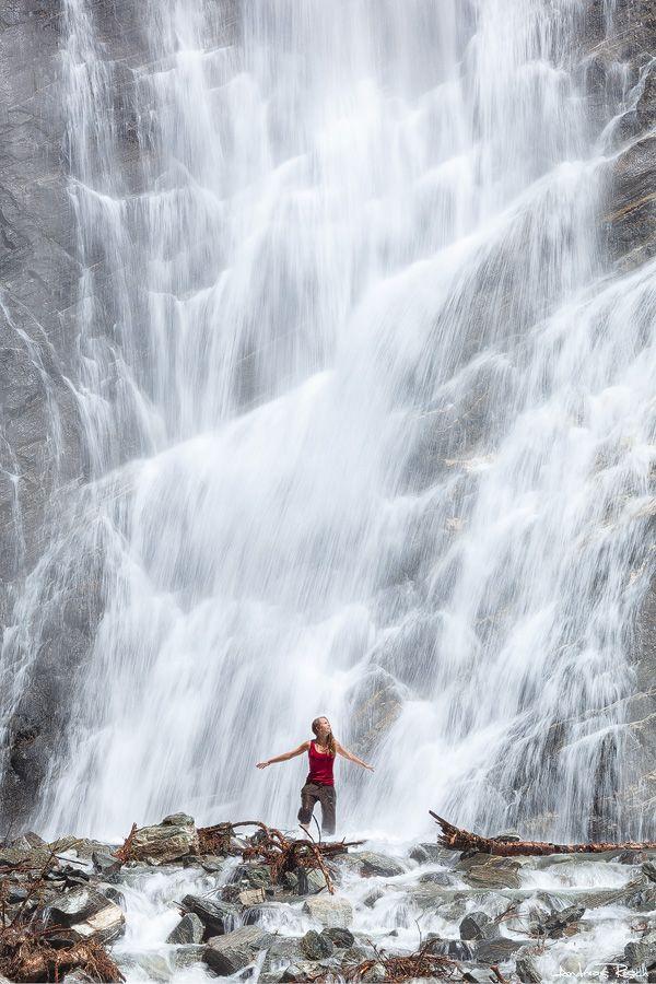 Seebachtal in Östereich #wandern #alpen #östereich