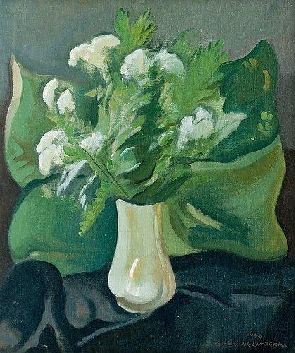 EERO NELIMARKKA White Flowers (1940)