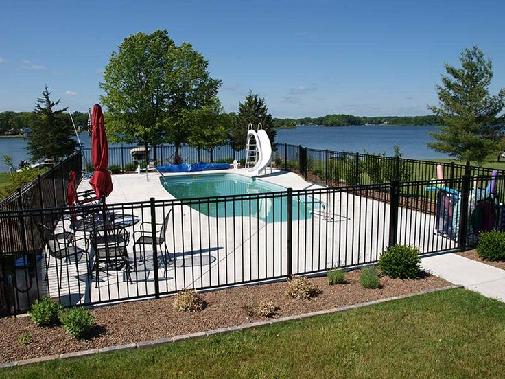 THE BEST IN OUTDOOR LIVING AND ENTERTAINING BEGINS WITH YOUR CUSTOM INGROUND POOL.  The only way to truly embrace and enjoy the fabulous Northern Michigan lifestyle is with your very own, custom designed outdoor swimming pool and landscape.  ~Huron Shores~   www.leadingedgepools.com
