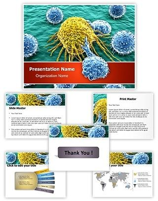 Cancer Cells PowerPoint Presentation Template is one of the best Medical PowerPoint templates by EditableTemplates.com. #EditableTemplates #Sickness #Death #Cell #Cellular #Immunity #Biology #Protection #Therapy #Human Anatomy #Bacteria #Thymus, #Clinic #Cancer #Gland #Science #Illness #Medicinebe #Sick #Health #T Cell #Drug #Medical