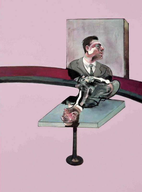 in memory of george dyer - francis bacon