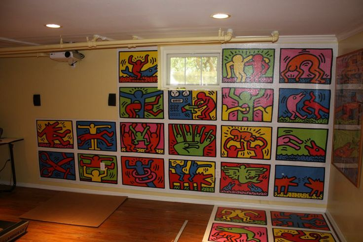 32000 piece puzzle keith haring ravensburger | iankoenig ...