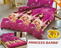 Grosir Sprei KINTAKUN DELUXE - Kintakun Deluxe Princess Barbie