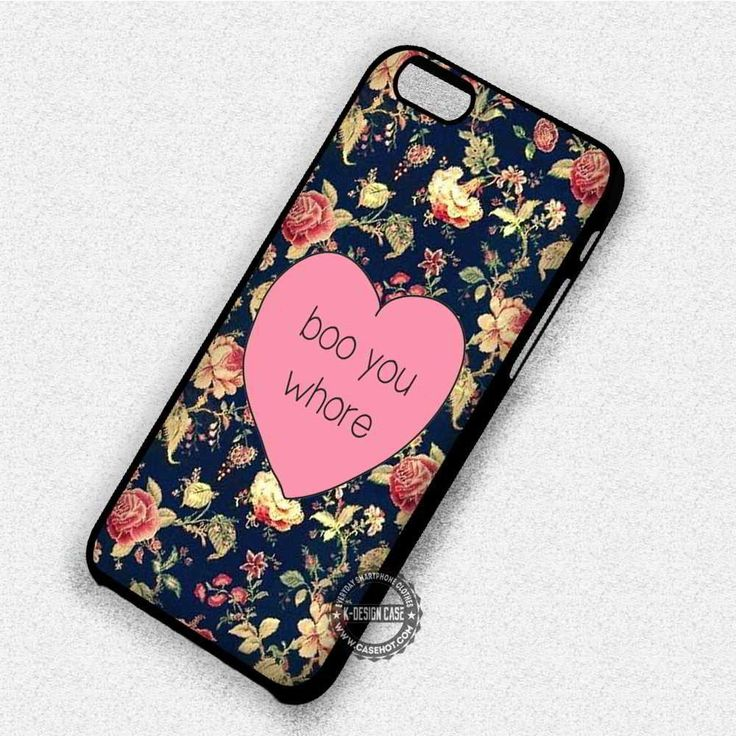 Burn Book Mean Girl - iPhone 7 6 Plus 5c 5s SE Cases & Covers