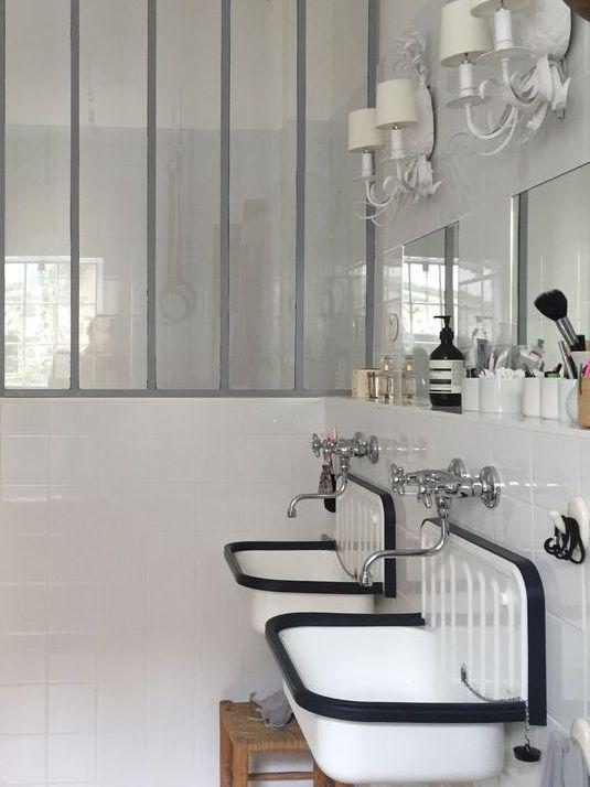 Evier de vidage alape nouveau must have de la salle de bains