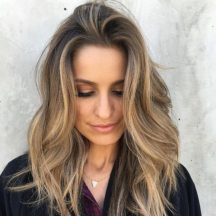 Step aside, cinnamon swirl hair. Hazelnut Hair Is About to Take Over Summer…