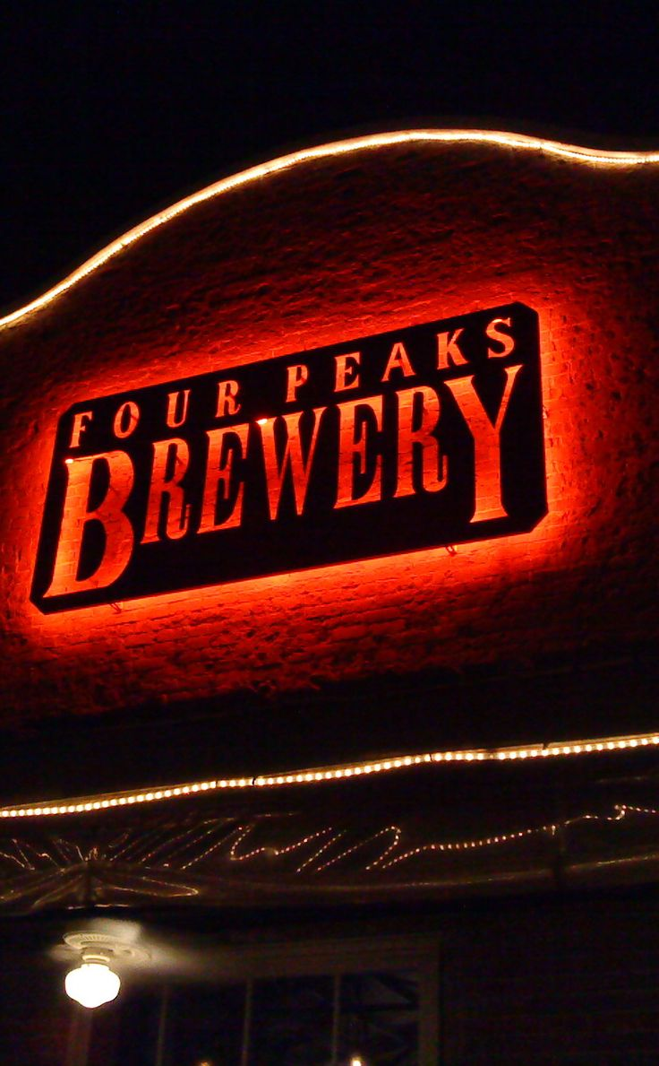 Four Peaks Brewing Co Is A Local Dining Spot In Tempe. Plan Your Road Trip  To Four Peaks Brewing Co In AZ With Roadtrippers.