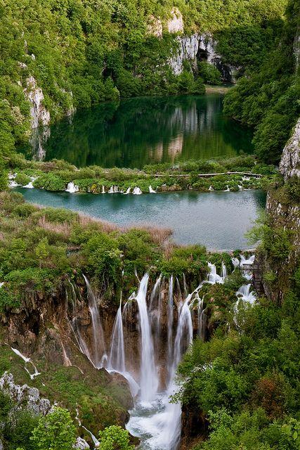 Water Land, Plitvice Lakes National Park, Croatia
