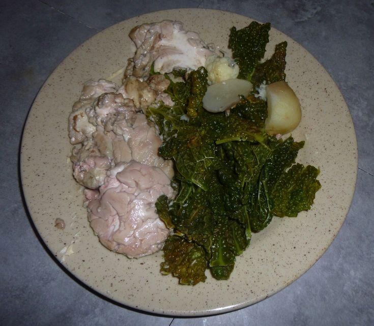 Voici avec informations nutritionnelles une recette minceur de cervelle de veau avec chou vert gras. La cervelle de veau possède une texture crémeuse. À l'opposé le chou…
