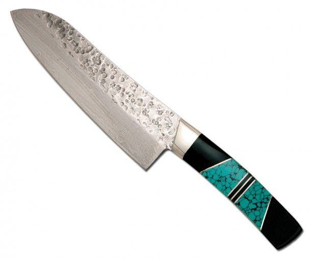 Santa Fe Stoneworks   Unique Kitchen Knives Made In The Usa