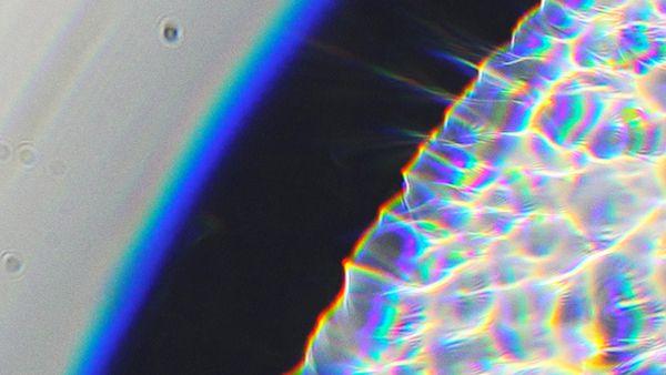 Neon Light Portrait On Behance: Chained By Ruslan Khasanov, Via Behance