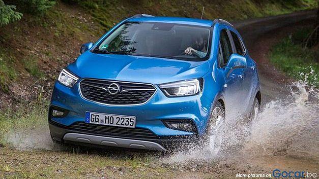 Opel Mokka X MY2016
