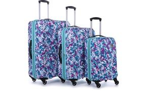 Groupon - Revelation Antigua AX Max Hard-Sided Luggage Set (3-Piece). Groupon deal price: $149.99