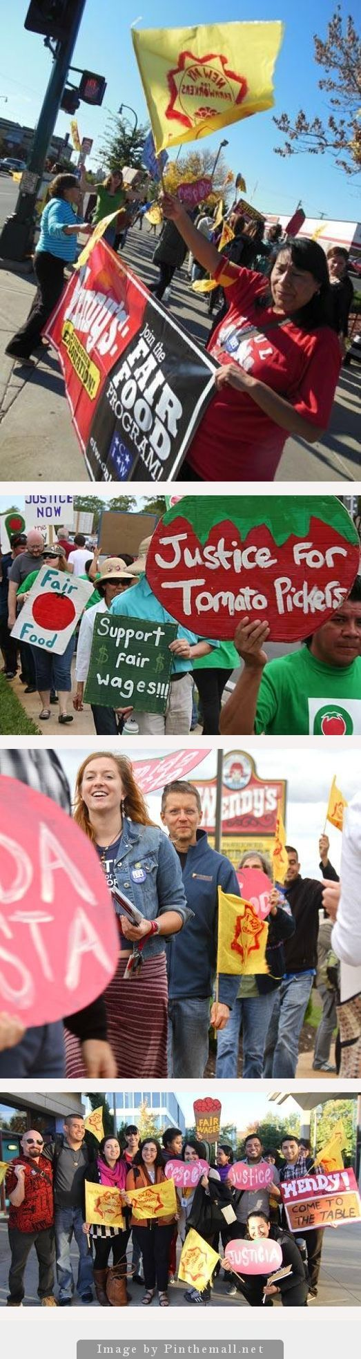 Social and Economic Justice: The Coalition of Immokalee Workers (CIW) is a worker-based human rights organization internationally recognized for its achievements in the fields of corporate social responsibility, community organizing, and sustainable food.