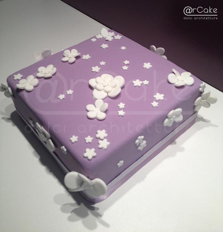 www.arcake.it #arcake #cake #cakedesign #squarecake
