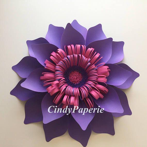 Best 25+ Flower petal template ideas on Pinterest Paper flower - flower petal template