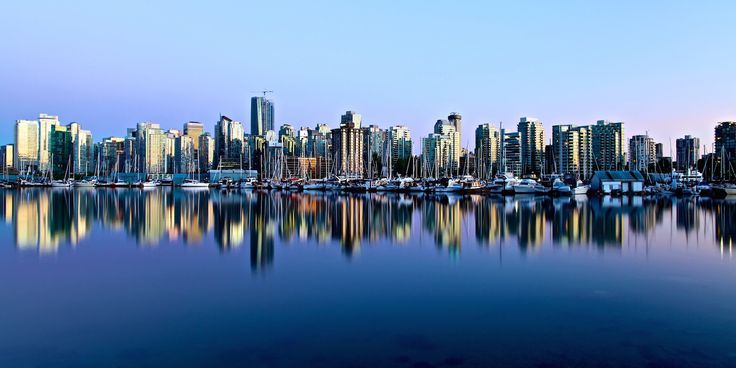 Reflected Vancouver by Taeki M - Photo 121452567 - 500px