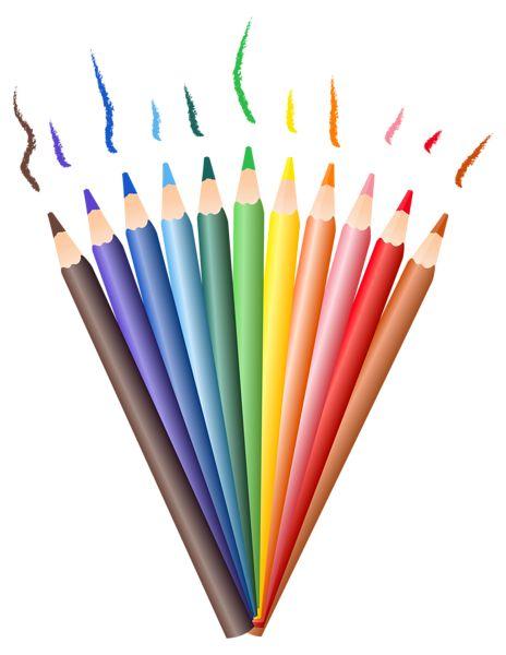 Pencils PNG Clipart Transparent Picture