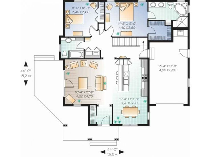 1000 Images About Granny Flats On Pinterest House Plans