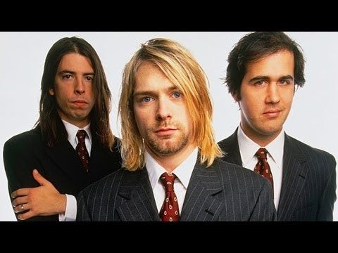 Nirvana- come as you are