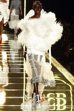 ea5cffe9b9 Christian Dior Spring 2003 Ready-to-Wear Fashion Show in 2018