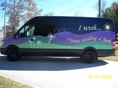 Bookmobile, Bell County (Ky.) Public Library.