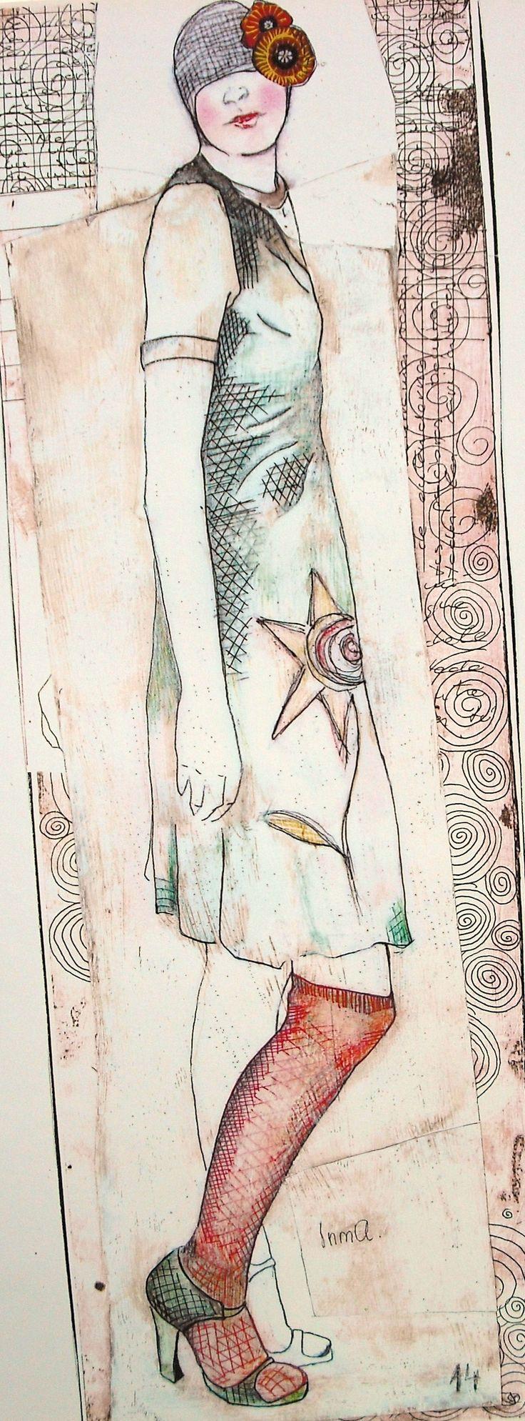 """""""Años 20"""" por Inma Pascual Aparici"""