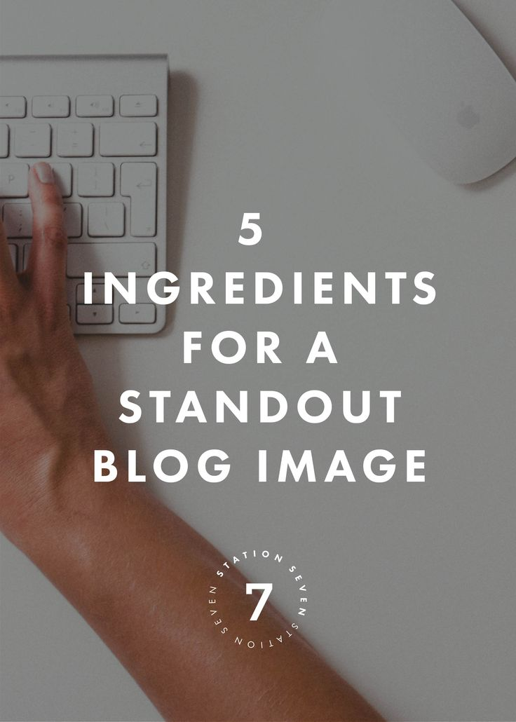 5 Ingredients for a Standout Blog Header. Create the best blog image for your posts. Attract readers and grow your following with relevant and quality blog images.