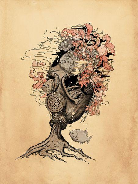 Digital art #1moroinspiration