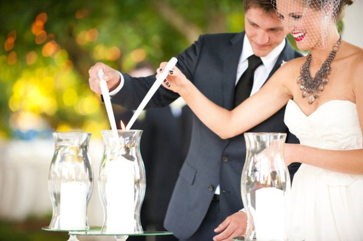 Ceremonia de la unidad · Ceremonia de las velas