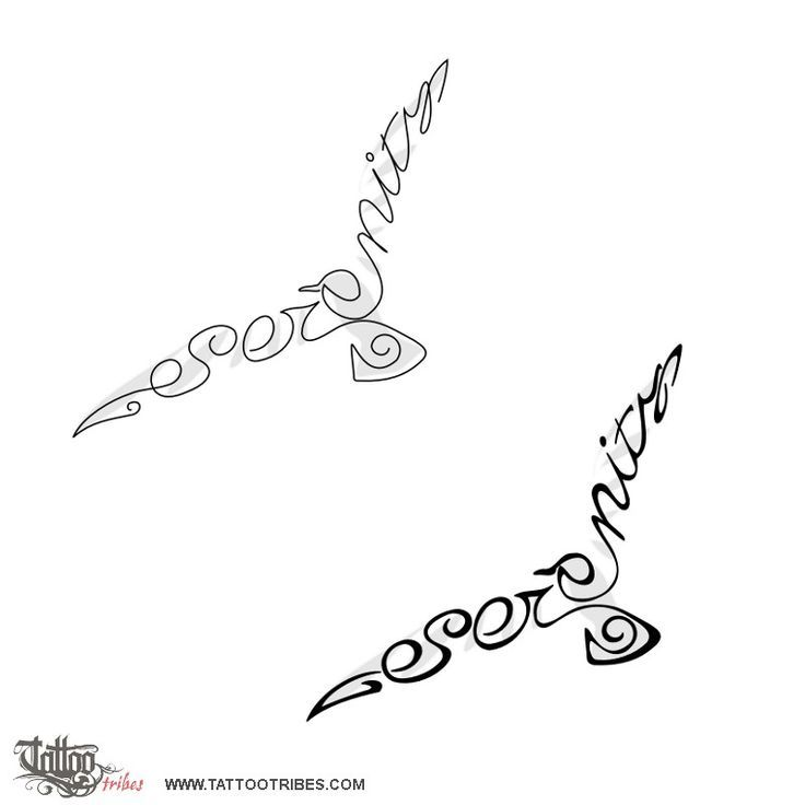 serenity symbol tattoo - Google Search