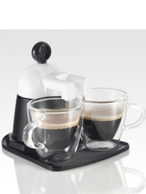 Melita Espresso Coffee Pot With 2 Glass Cups as found on Notthemall.co.za