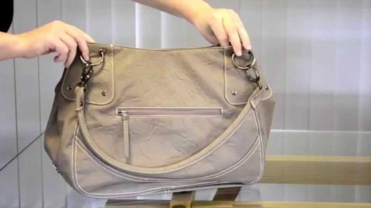Vanchi Morrison Sling Nappy Bag Product Review/Showcase   My Little Burr...