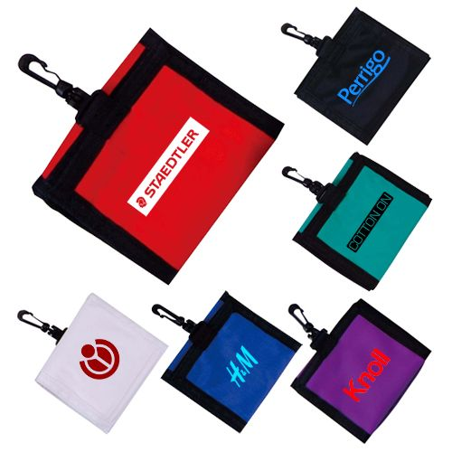 Promotional Three Fold Medicine Wallets