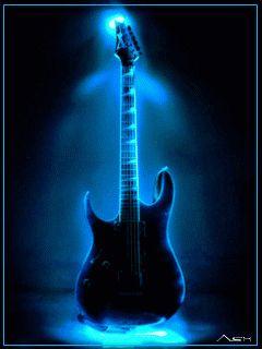 Free Guitar Screensavers and Wallpaper Guitar 240x320