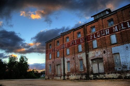 Old Mill, Grenfell NSW Australia by AzA Zymurgy (David Ballard), via Flickr