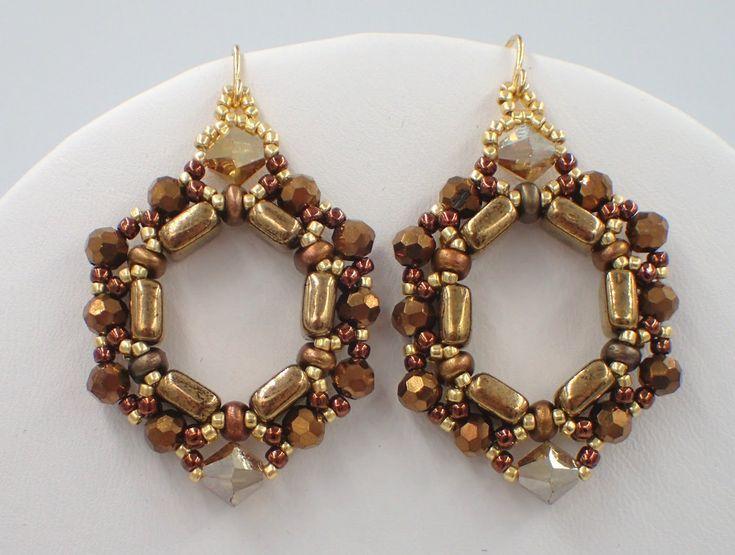 Cobblestone Earrings