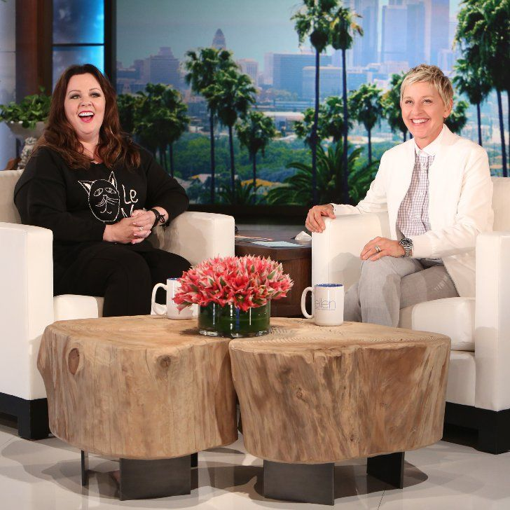 Pin for Later: Melissa McCarthy Reveals Her Daughter's Hilarious Obsession With Robbers
