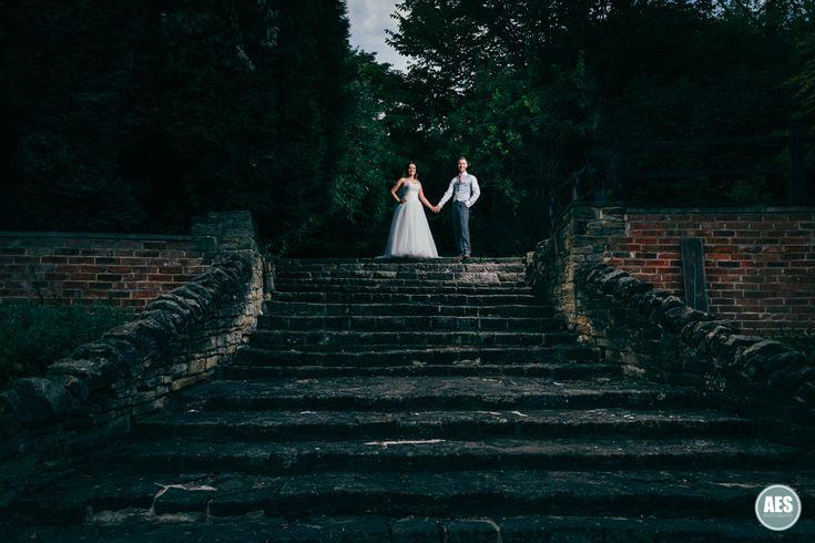 RINGWOOD HALL PAVILION WEDDING | STEPS | CHARLOTTE & JAMES