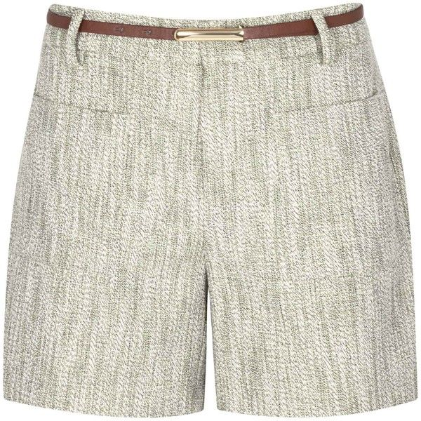 Reiss Sally Pocket Front Shorts ($180) ❤ liked on Polyvore