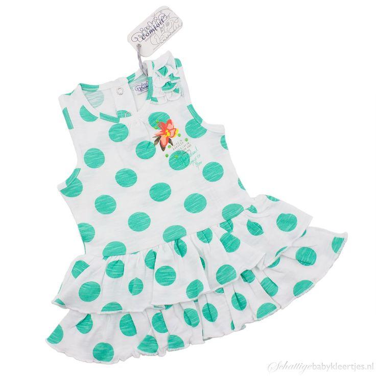 Zoekt u de mouwloze jurk Island van Dirkje babykleding? Wij bieden u in onze webshop de complete collectie, goedkoop, snel verzonden, hoge klantwaardering. Shop nu!