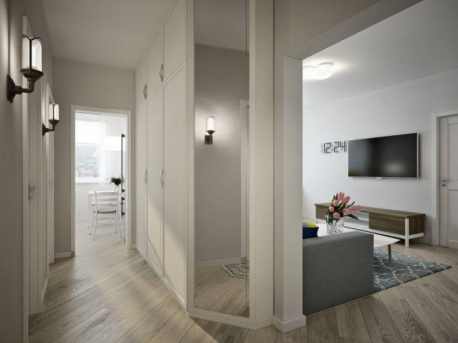 Amenajarea functionala a unui apartament de 3 camere - imaginea 15
